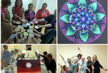 Creative Life Enrichment / What's going on at Expressive Arts Florida this summer?
