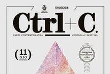 ctrl+c / Graphic Inspiration