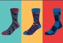 2014 Fall/Winter Collection / Change your luck. Change your sock. Unique designer socks for stylish people looking to get lucky. Only at http://www.goodlucksock.com