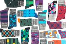 2015 Fall/Winter Collection / Change your luck. Change your sock. Unique designer socks for stylish people looking to get lucky. Only at http://www.goodlucksock.com