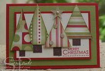 Boże Narodzenie - kartki i tagi / pomysły na Bożonarodzeniowe kartki, tagi i etykiety