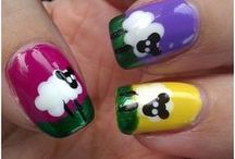 Animal Fingernails / Nails about Animals or that have Animal  Traits