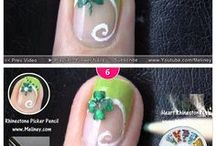 Other Holiday Nails / Other Holidays including Easter, St Patricks