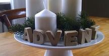 Advent / Ideas for Advent and Christmas