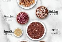 Where Do I Get My Protein? / This board shares resources related to vegan, plant-based proteins. Follow this board to discover how you can eat enough protein as a vegan, plant-based sources of protein, and more!