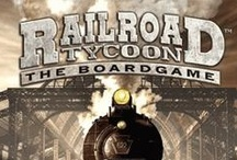 Railroad Games and Themes
