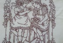 Embroidery patterns / by Renee Wheeler