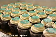 Corporate Ideas / Some ideas for corporate event celebrations.  Give us a call today and let us help you create a special treat to wow your guests!