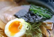 Japanese Food / Japanese Food /Comida Japonesa