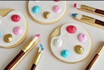 Creative Cookies / Kekse