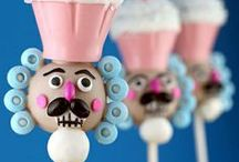 Cake Pops = Art