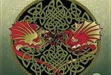 Celtic Art / Celtic art, mandalas, knots, and more.