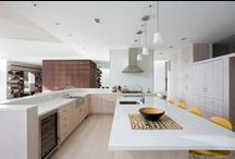 Kitchens and cooking / by Tanja S
