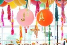 Riesige Luftballons!