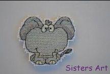 Venite a trovarci su MissHobby / Bijoux di perline e ricami a punto croce by Misia e Mara http://www.misshobby.com/it/negozi/sisters-art