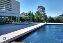 Chalet independiente en zona El Golf / Una vivienda que invita al descanso.  Así es esta magnífica casa de Monterrozas (Madrid), un espacio ideal para entregarse a la desconexión y la tranquilidad.  Refréscate en su maravillosa piscina, relájate en su exclusivo jacuzzi y disfruta de su magnífica sauna. Todo ello en una ajardinada parcela con impresionantes vistas.  http://bit.ly/Chalet_en_ElGolf