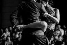 | Tango | / And hand in hand, on the edge of the sand,  they danced by the light of the moon.