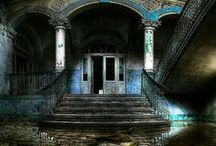 | Abandoned & Mysterious | / | Mysterious & abandoned places. | The greatest thing in the world is to know how to belong to oneself.