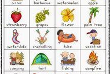 Preschool / Elementary ESL