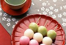 Japanese desserts and sweets
