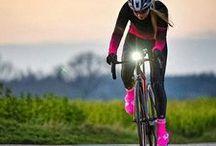 | My - Sports | / I'm a sportswoman. I love endurance sports.