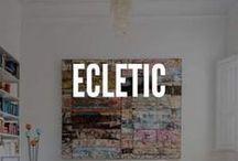 Eclectic Interiors. ITALIANBARK / Eclectic style interiors selection by ITALIANBARK