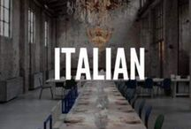 "Italian interiors & design. ITALIANBARK / A selection of Italian interiors and design products, new brands and news, also featured on ITALIANBARK - interior design blog - in the ""Mondays Made in Italy"" coloumn"