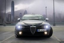 "A L F A R O M E O / ""Everytime I see an Alfa Romeo, I tip my hat"" – Henry Ford"