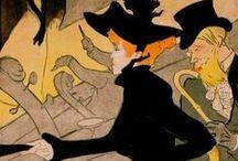 Mujer - Henri de Toulouse Lautrec / by DocuGénero