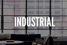 Industrial Interiors. ITALIANBARK / Industrial interiors