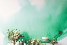 Green. ITALIANBARK / Green design and interiors selected by ITALIANBARK | green interiors and walls interior trend > http://www.italianbark.com/green-wall-paint-interior-trend/