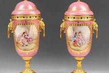 Antique vases and antiques