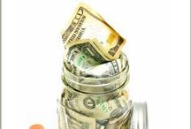 $ Money $ / Ways to make it, ways to save it, and ways to spend it wisely!