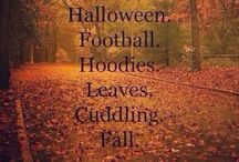 Halloween/FALL :D / Favorite time of the year ! / by Destiny Christine