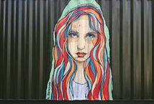 Street Art / StreetArt, Graffiti, Graff, Art Urbain
