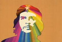 Affiches propagande politique CUBA / Affiches de l'OSPAAL propagande politique cubaine. Propaganda cuban posters