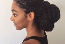 Protective Hairstyles (Group Board) / Protective hairstyles are the one of the hairstyles you need to reach your long natural hair goals! In this group board, we encourage you to share your favorite and best protective hairstyles for black women.