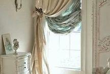 Текстиль | Textile / Текстильное оформление интерьера.