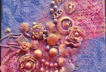 Mis Pinturas - Canvas - Acuarelas - Steampunk