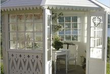 Garden House Dreams / Ku' jeg godt tænke mig!!!