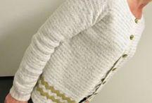 Strik / Ideer til kommende strikkeprojekter!!!