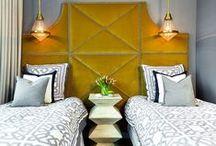 Спальня | Bedroom / Sweet dreams.Интерьеры спален в различных стилях. Для семейной пары или холостяка.