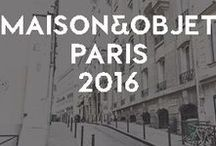 Maison&Object 2016. ITALIANBARK / Maison&Object 2016 Paris: design news, interior trends and more