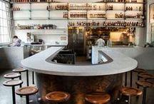 HORECA / the interiors of bars restaurants cafes Food Retail