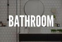 Bathroom. ITALIANBARK / Inspirations and tips for bathroom design and decor