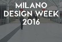 Milan Design Week 2016. ITALIANBARK / Milan Design Week 2016: news, finds, events from the largest design fair in the world. Follow with hashtag #WEBLOGsaloni for a virtual visit to Milan #iSaloni and #Fuorisalone