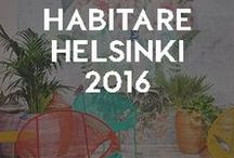 Habitare2016 Helsinki. ITALIANBARK / Trends, colours and design news from the leading Finnish fair of design and decor Habitare