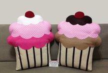 Cupcake Tasarımlarım