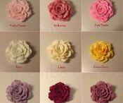 Çiçek, Gül Yaka İğneleri