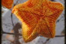 Knitting / I love knitting. Simple things. Yarn Harlot. Feeling the yarn slip through my fingers.